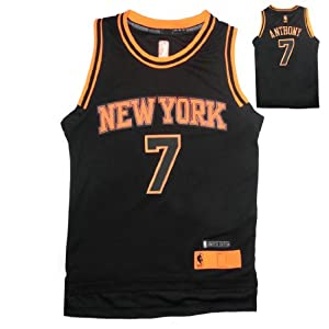 LIMITED EDITION: NBA NEW YORK KNICKS ANTHONY #7 Youth Athletic Comfortable Fit... by NBA