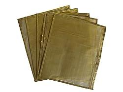 VC Single Saree Cover Bag 5 Pieces Pack