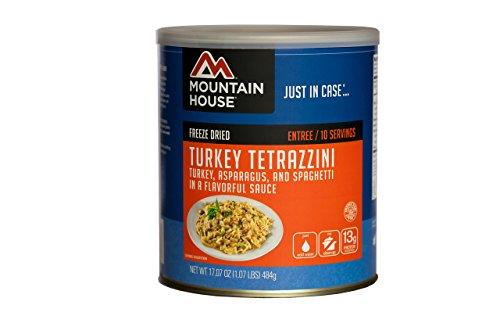 Mountain House Turkey Tetrazzini #10 Can (Chicken Pasta Re compare prices)