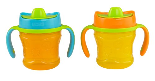 Fisher-Price Stack 'n Store Sippy Cup Hard Spout, Large, 2-Count (Discontinued by Manufacturer)