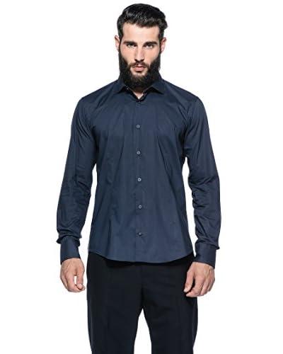 Romeo Gigli Milano Camicia [Blu scuro]