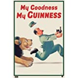 Guinness Zoo Keeper Heritage Poster 30