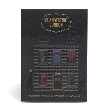 Clandestine London Map