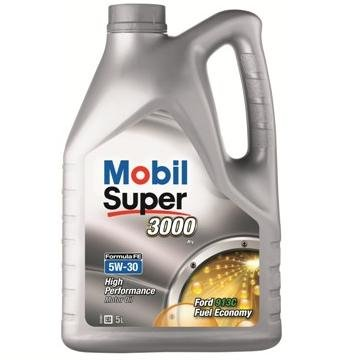 MOBIL Super 3000 FE 5W-30 5 Liter Kanister Motoröl