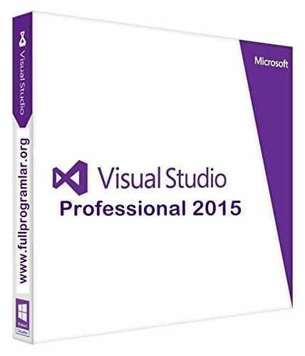 MS VISUAL STUDIO 2015 PROFESSIONAL FULL RETAIL