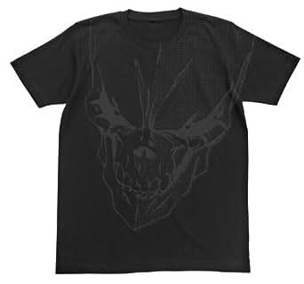 オーバーロード アインズ オールプリントTシャツ ブラック XLサイズ