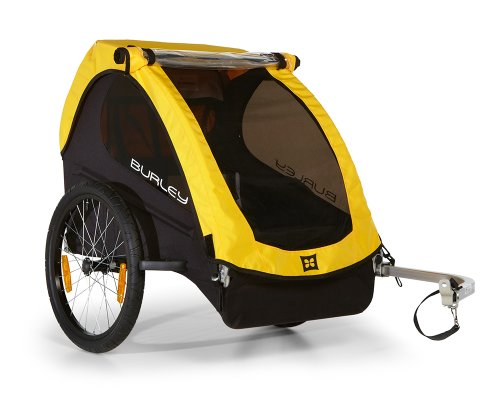 Burley Design Bee Bike Trailer front-788925