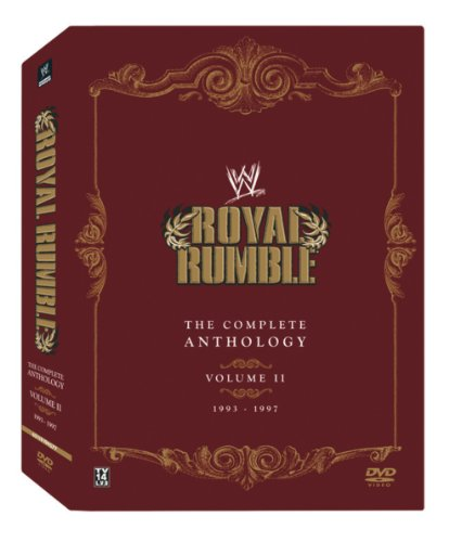WWE Royal Rumble: The Complete Anthology - Volume Two