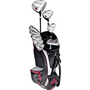 Orlimar Ladies HE2 2 8 Golf Combo Set (Right Hand) by Orlimar