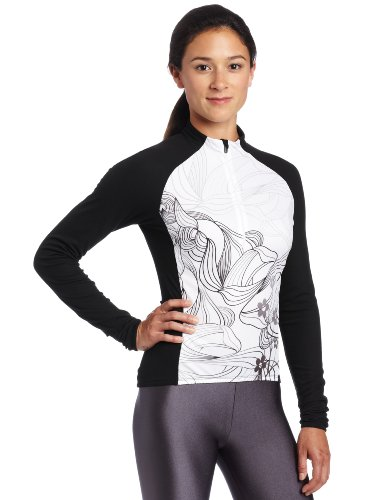Buy Low Price Sugoi Women's Sonic Long Sleeve Jersey (66407F.281)