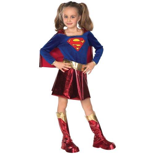 Delux (Deluxe Kids Supergirl Costume)