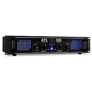 Skytec SPL1000 DJ Disco PA Amplifier 1000W