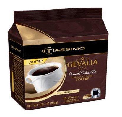 Tassimo French Vanilla T-Discs, 80ct (Tassimo Vanilla Coffee compare prices)
