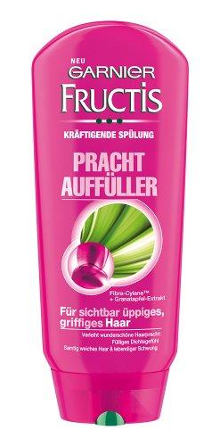Garnier Fructis - Balsamo fortificante per capelli Densi e Corposi, 6 pz. (6 x 200 ml)