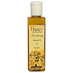 Neev Aromatherapy Massage Oil for dry skin - 100 ml