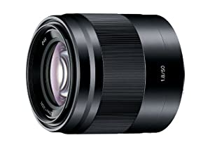 Sony E 50mm f/1.8 OSS Lens by SOAB9