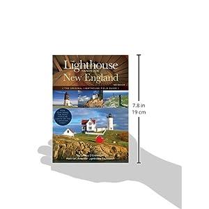 The Lighthouse Handbook New England: 3rd Edition