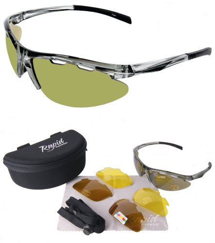 fore lightweight tr90 golf sunglasses with interchangeable. Black Bedroom Furniture Sets. Home Design Ideas
