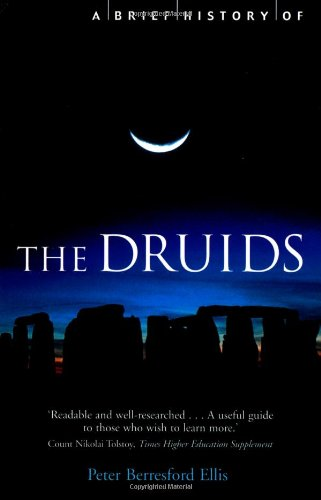 A Brief History of the Druids (The Brief History)