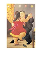 Artopweb Panel Decorativo Dancers 46x70 cm Multicolor