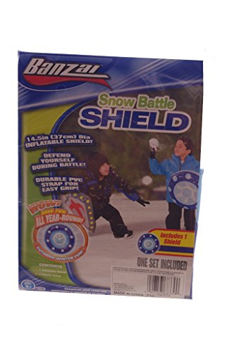 Snow Battle Shield 14.5 Inch - 1