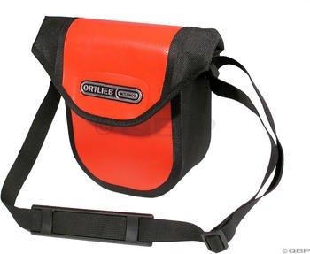 Ortlieb Ultimate5 Handlebar Bag: Red/Black