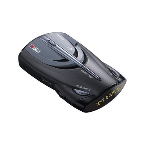 Cobra XRS 9745 Voice Alert 15 Band Radar/Laser Detector with New DigiView Data Display, Pop Mode Radar Gun Detection Mode and Digital Compass