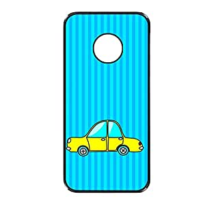 Vibhar printed case back cover for Nexus 6 YelBabyCar