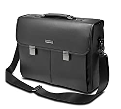 Kensington LM550 Professional Leather Laptop Case 15-Inch (K62611WW)
