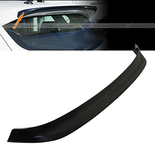 2010 - 2013 Mazdaspeed 3 Add-on Roof Spoiler Extension Wing 11 12 (Mazdaspeed 3 compare prices)