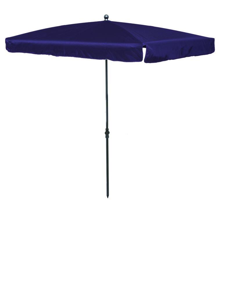 Madison Balkonschirm 210 x 140 höhenverstellbar in lila mit UV-Schutz 40 Plus kaufen
