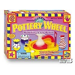 Pottery Wheel Modeling Clay Refill