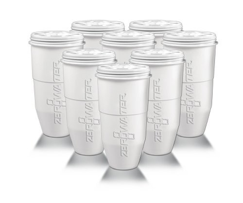 Replacement Filter 8-Packs by ZeroWater (Zerowater Filters 8 Pack compare prices)