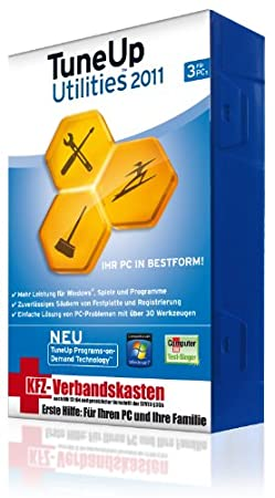 TuneUp Utilities 2011 - Special Edition - 3 Platz