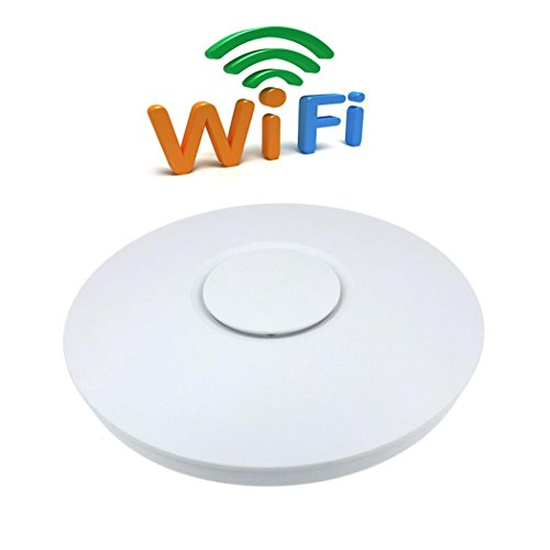 Lary intel 300Mbps High Power Router Wifi Wireless Wall Mount Ceiling AP Access Point FHRG (Reset Parental Controls compare prices)