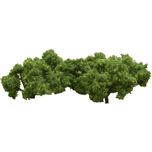 "JTT Scenery Products Lemon Tree Grove, 2"" to 2.25"" Height"