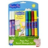 Alligator Books Peppa Pig Secret Messages Set