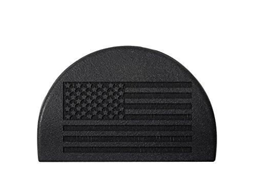 US Flag Inverse Alternate Engraved Jentra JP-2 Grip Slug Plug for Glock 26 27 33 39 GEN 1-3 by NDZ Performance (Glock 27 Plug compare prices)