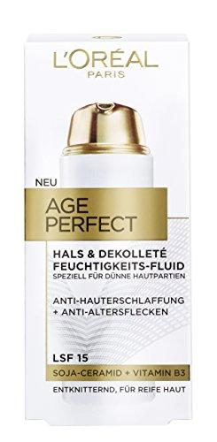 L'Oréal Paris Age Perfect Hals & Dekolleté Feuchtigkeitspflege, 1er Pack (1 x 50 ml) thumbnail