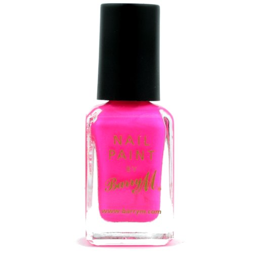 Barry M Nail Paint Neon Pink