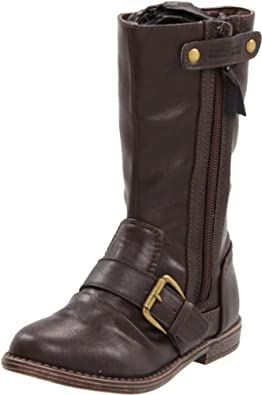 Kenneth Cole Reaction Nice N Treat 2 Boot (Toddler/Little Kid),Brown,7 M US Toddler