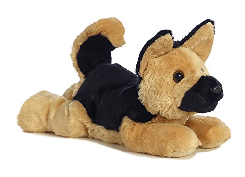 Aurora World Flopsie Dog/Bismarck Plush