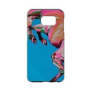 BLUEDIO Designer 3D Printed Back case cover for Samsung Galaxy S6 Edge Plus - G4715