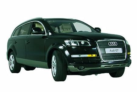 Jamara - 400081 - Maquette - Voiture - Audi Q 7 - Noir - 3 Pièces
