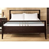 Big Sale Best Cheap Deals Modus Furniture California King Nevis Platform Bed, Espresso