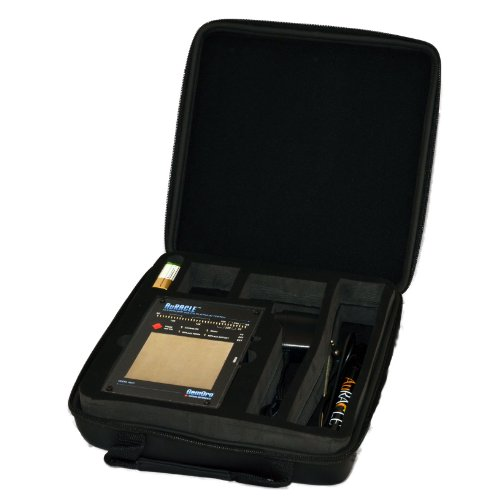 Gemoro Auracle Agt1 Electronic Gold Platinum Tester Complete Kit 6-24K