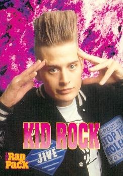 Before They Were Stars Kid Rock As A Rapper