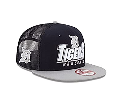 MLB Detroit Tigers Trucker Charge 950 Cap