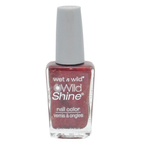 ウェットアンドワイルド WILD SHINE NAIL COLOR #33681 WHOSE LIPS ARE THESE?