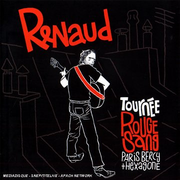 Renaud - Tournee Rouge Sang - Zortam Music